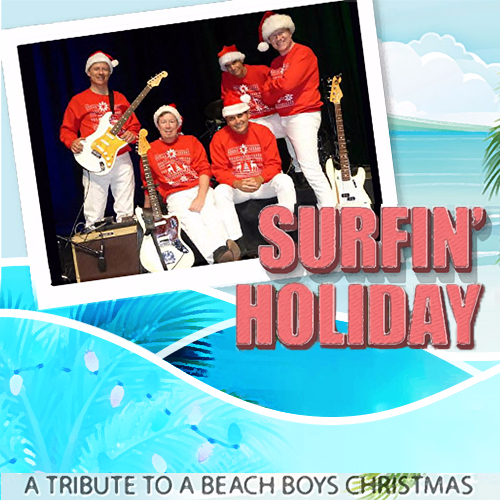 Surfin' Holiday image