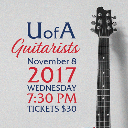 U of A Guitarists thumbnail image image