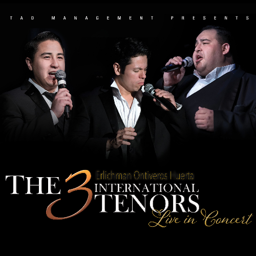 The 3 International Tenors thumbnail image image