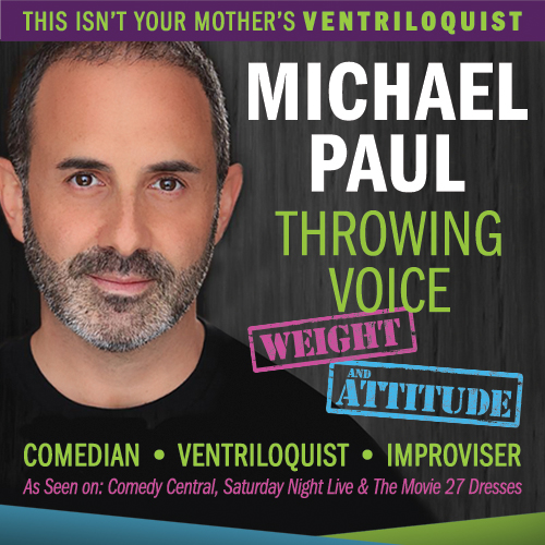 The Michael Paul Show image