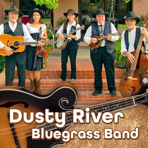 Dusty River, Bluegrass Band thumbnail image image