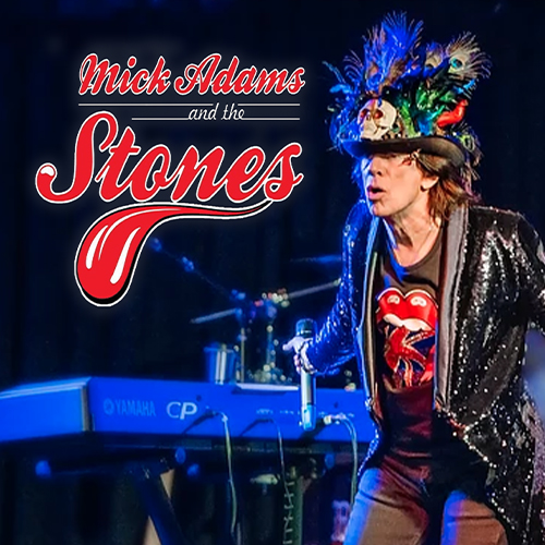 Mick Adams & The Stones thumbnail image
