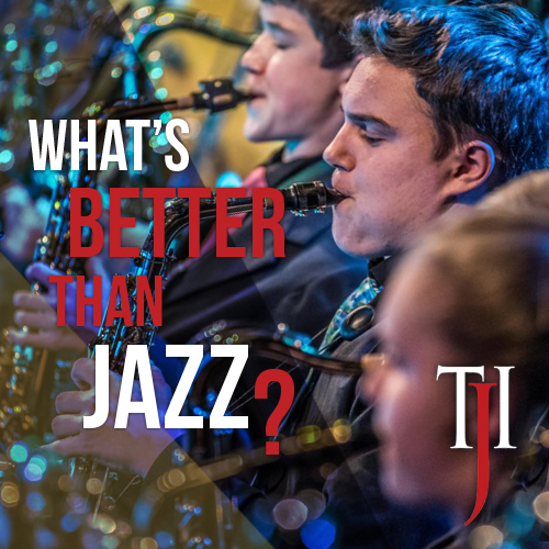 Tucson Jazz Institute - Ellington Big Band thumbnail image image