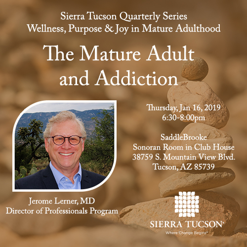 The Mature Adult and Addiction thumbnail image