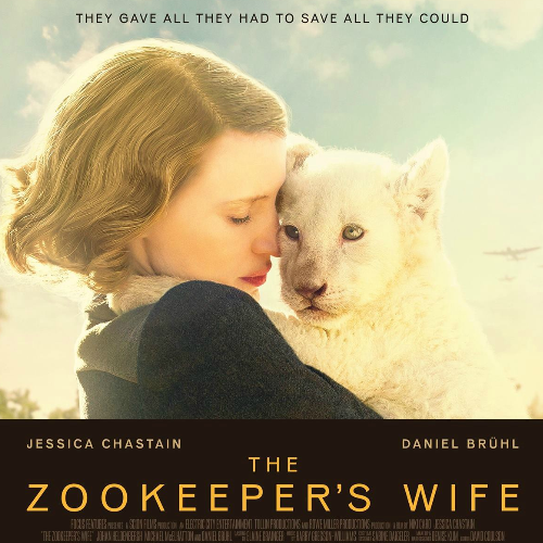 The Zookeeper's Wife thumbnail image image